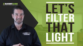 Home Transformation - Let's Filter That Light