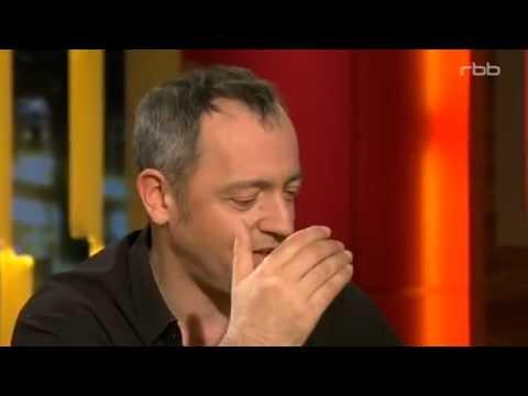 Dadaist der Kleinkunstszene - Rainald Grebe Im Interview | THADEUSZ | RBB