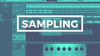 How To Sample in GarageBand 2018