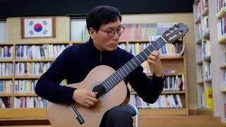 Classical Guitar Serenata Espanola (J Ferrer ) Guitar:이우선