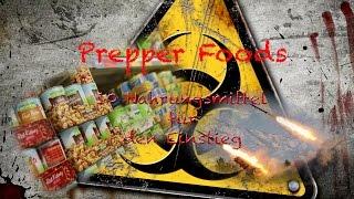 Prepper Foods - 10 Nahrungsmittel die sich für Vorratshaltung eignen