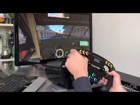 Fanatec CSL Elite F1 Set Unboxing - смотреть онлайн на Hah Life