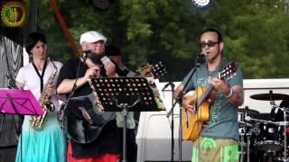 Video Děčínská Kramle 2017 - Los Pelotudos   - world music - folk (Děč