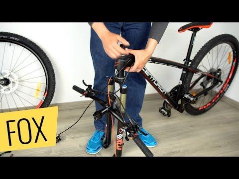 Fox Federgabel Ausbau - einfach & schnell - Fahrrad.org