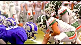 Aztecas vs ITESM CCM | 2018 | Mexican College Football