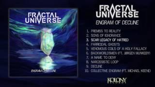 "FRACTAL UNIVERSE - ""Engram of Decline"" (Full Album Stream)"