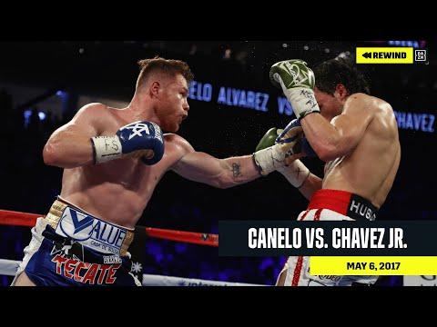 Canelo Alvarez vs. Julio Cesar Chavez Jr / Альварес - Чавес