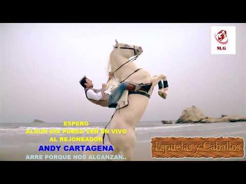 REJONEADOR 2017 ANDY CARTAGENA