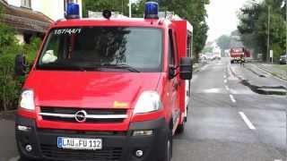preview picture of video 'Feuerwehr - Scheunenbrand Penzenhofen 5.8.2012 .Gemeinde Winkelhaid'