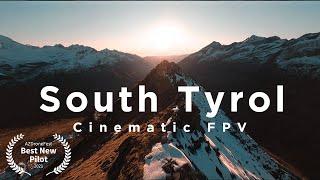 South Tyrol - Cinematic FPV [4K]