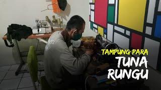 Tampung Para Tuna Rungu, Batik Mahkota Laweyan Bentuk Batik Toeli yang Produksi Maker Batik
