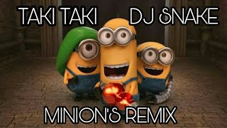 electronic song minion - TH-Clip