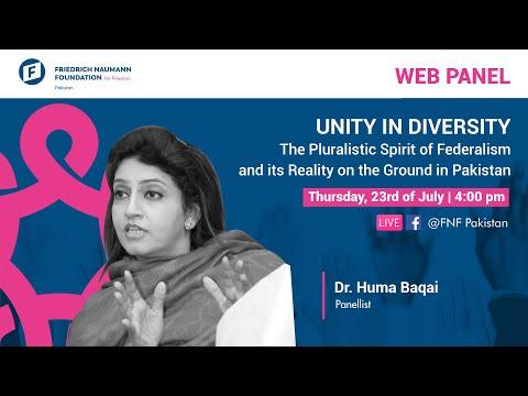 UnityinDiversity Ep-01 Huma Baqai | January 18,2021