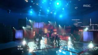SS501 - Love Like This, 더블에스오공일 - 러브 라이크 디스, Music Core 20091128