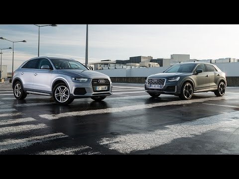Audi Q2 Vs Q3 Comparison Video Shows Crossovers Have Changed