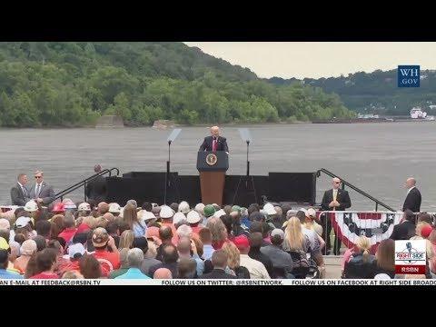 Full Speech: President Trump's Remarks on Infrastructure Plan - 6/7/17