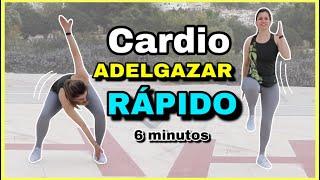 Cardio adelgazar rapido