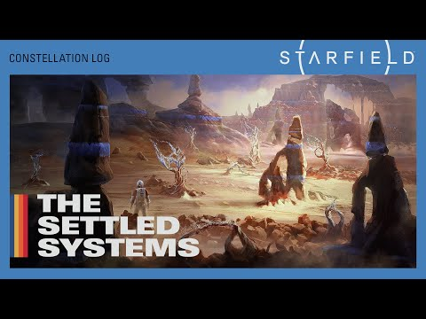 Starfield's Design Director Shows Off The Settled Systems