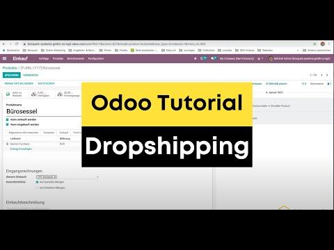 Odoo Enterprise Streckengeschäft - Tutorial