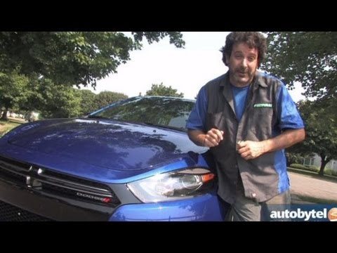 2013 Dodge Dart GT Video Review