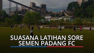 Hengki Ardiles dan Hendra Susila Pimpin Latihan Sore Semen Padang FC, Ada Head Coach Weliansyah