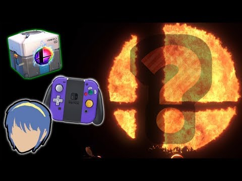 Smash 5 Predictions (Microtransactions, Mechanics, & More) ft. Ninkendo
