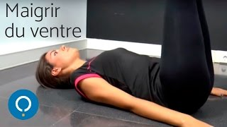Maigrir  du ventre rapidement : exercices