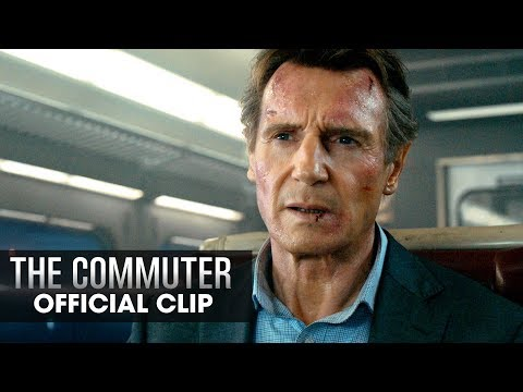 The Commuter (Clip 'Hand Me the Phone')