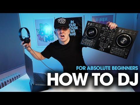 How to DJ for absolute beginners | Complete Guide to DJing on Pioneer DDJ-400 & Rekordbox in 2021 🔥