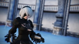 NieR Automata Demo Gameplay (60 fps) - Most Popular Videos
