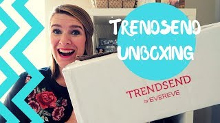 TRENDSEND UNBOXING & TRY ON | AUG 2017