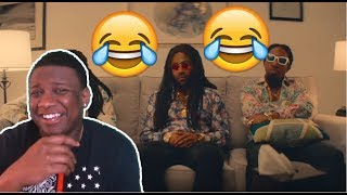 THESE GUYS ARE HILARIOUS!!! Friendos (featuring A$AP Rocky)   SNL REACTION