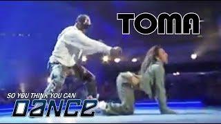 Toma - Pitbull | SYTYCD Season 1 | Brian Friedman Choreography