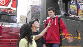 A Dad's Point-of-View in Times Square part 1