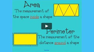 Class - 4 - Maths - Areas and Perimeter