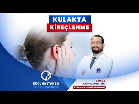 Kulakta Kireçlenme - Doç. Dr. Aykut Erdem Dinç - İzmir Ekol Hastanesi