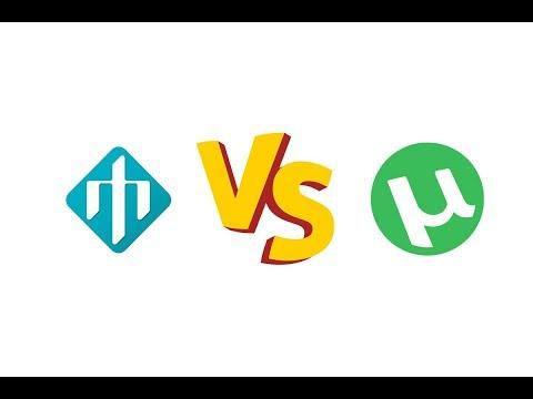 Какой торрент лучше качает? Utorrent VS Aztorrent