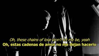 Chains - The Beatles (LYRICS/LETRA) [Original]