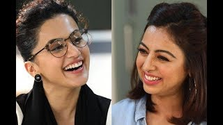 What school/college girls can learn from Tapsee Pannu | Atika Farooqui | Amitabh Bachchan | Badla