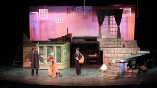 Sweeney Todd No Place Like London - SHHS 2017