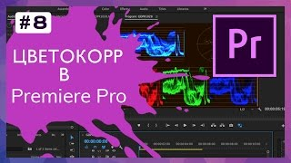 Цветокоррекция видео в Adobe Premiere Pro #8