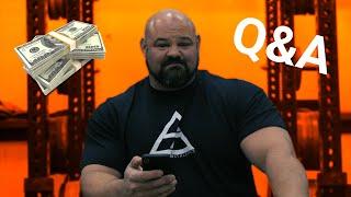 AM I WORTH 25 MILLION DOLLARS?   ARNOLD CLASSIC COLUMBUS   Q&A