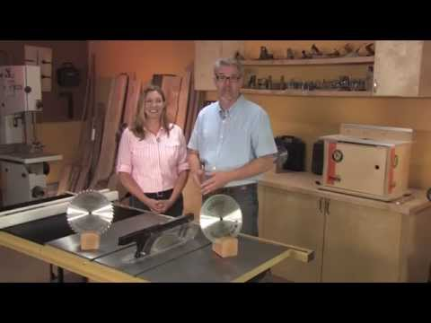 Mastering The Table Saw Preview