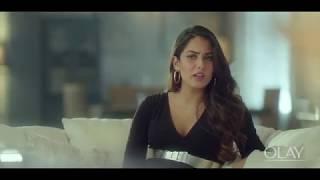 Mira Rajput Ad Olay Cream First ad Shahid Kapoor Wife