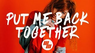 Gambar cover Cheat Codes - Put Me Back Together (Lyrics / Lyric Video) ft. KIIARA