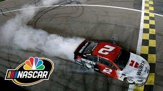 NASCAR Cup Series at Kansas   EXTENDED HIGHLIGHTS   5/11/19   Motorsports on NBC