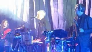 John Foxx & The Maths - No One Driving - Live - The Roundhouse, London - 3rd May 2013