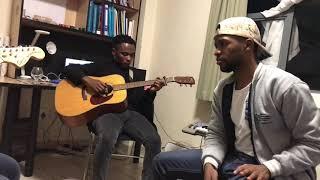 Sun EL Musician X Ami Faku  Into Ingawe (acoustic Cover)