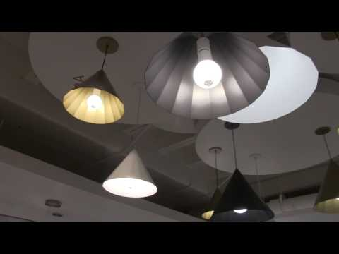 Video for Astora Gun Metal One-Light 18-Inch Pendant
