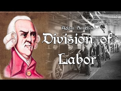 1.1 - Smith's Division Of Labor (Wealth Of Nations Explained) Mp3